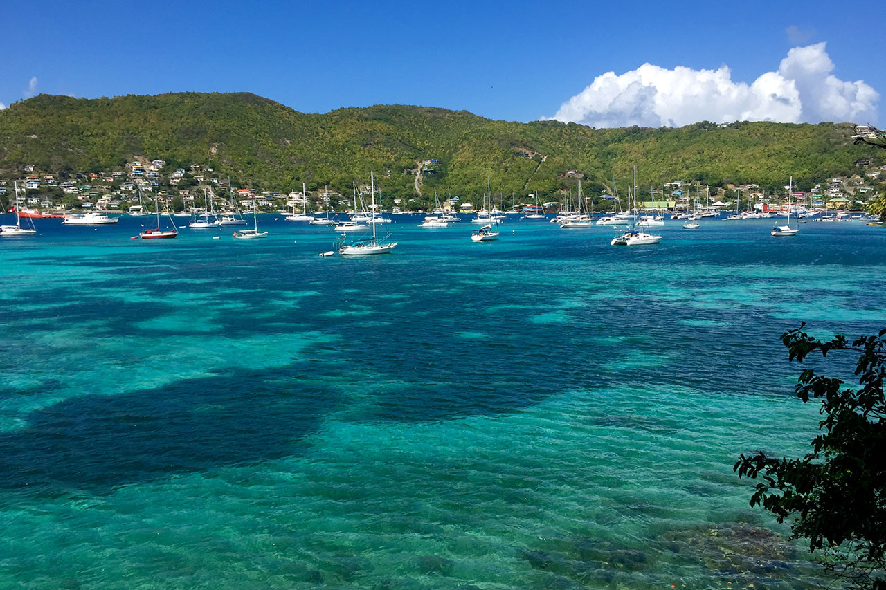 Information about the island of Bequia in the Caribbean
